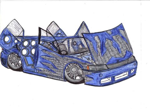 Toyota Corolla LP Version by Mister-Lou