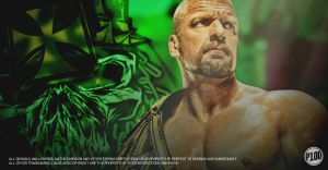 Triple H wallpaper by P10D by Perfect10Designs