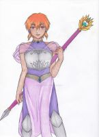Lady Piper Colored by ArtemisRune