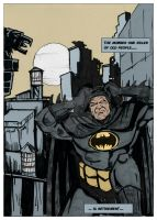 Batman Dark Knight Returns by mrinal-rai