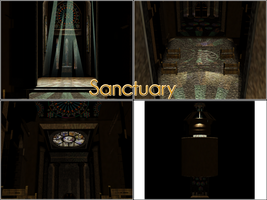 Sanctuary by kaahgomedl