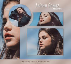 Selena Gomez Photopack by stylscreature