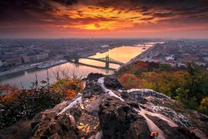 United colors of Budapest by arbebuk