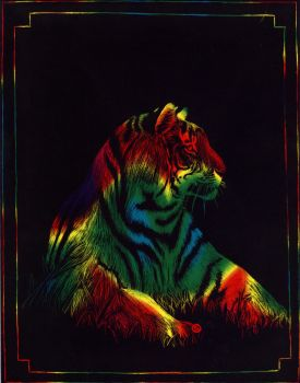 Skittles Tiger by miaor