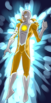 Particle Man, Does whatever Particle can by IllayKonon