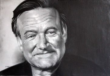Robin Williams by donchild