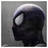 Spider-Man : Symbiote by AndyFairhurst