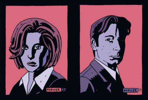 Xfiles-colour by future-parker