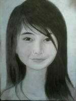 2013 drawing - Ms. Erika :) by nielopena