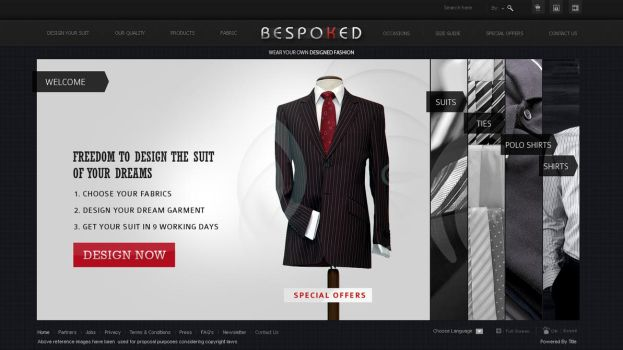 Bespoked Suits by umyrwd