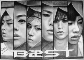 B2ST by diamondnura