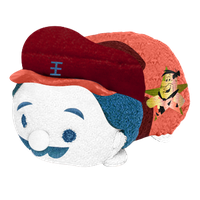 7 Grand Dad Tsum Tsum by ToucanLDM