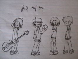 Fall Out Boy by Skull-Candy