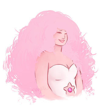 Rose Quartz by Envyfan