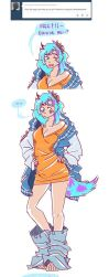MU in which fem!sulley tiem for explanation sakes by makiyan