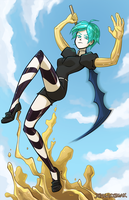 Land of Lustrous - Phos by DragonBeak