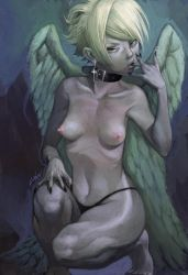 fallen angel by cuson