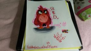 {Angry Birds} RED by vivilong