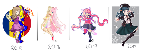 3.5-year-Progress by hasuki3010