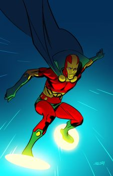 MrMiracle by Roboworks