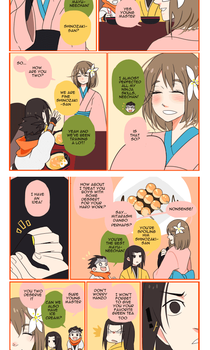 Overwatch Comic: Brothers Page 4 by Fruitloop-chan