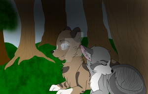 Resting  Cloudclan Assignment 1/2 by Hornets-N-Tribes