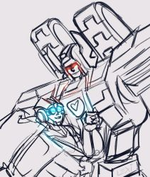 TF MTMTE: Rung/Max by Fulcrumisthebomb