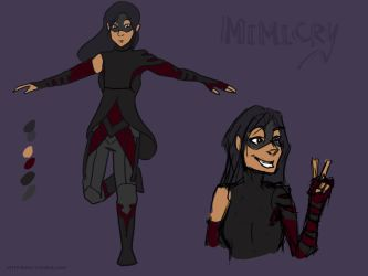 Mimicry by zyphrr