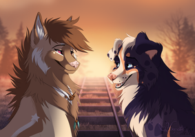 Railroad by hecatehell