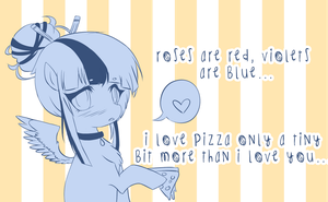 Roses are Red... by halcyondrop