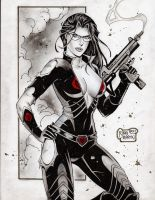 The Baroness (#15) by Rodel Martin by VMIFerrari