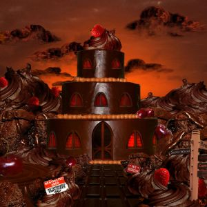 The chocolate den by CassiopeiaArt