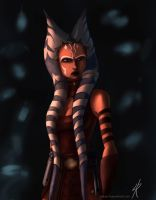 Future Ahsoka by RaikohIllust