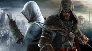 Assassin's Creed Revelations by Hax09