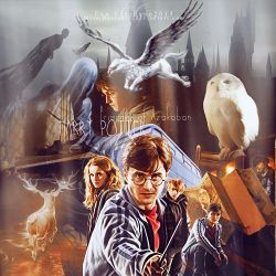 Harry Potter by Miss-deviantE