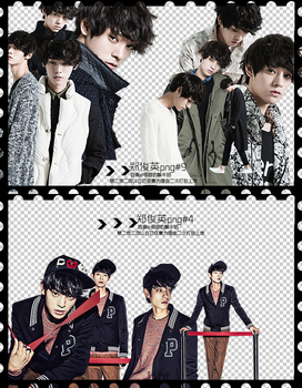 Jung Joon Young pack png by Crystallanxi