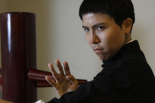 Ip Man Cosplay by KimMazyck