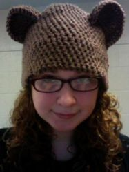 Bear Hat by Caitie-Hinchey