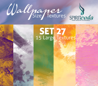 Wallpaper Textures- Set 27 by spiritcoda