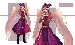 BEAUTIFUL SOUL HUNTER #9 AUCTION CLOSED by miotess-adopts