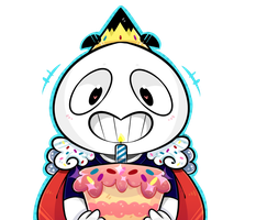 Comedy King: TheOdd1sOut by DarkMagic-Sweetheart
