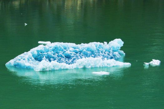 Blue as the Ice by ADreamDazer