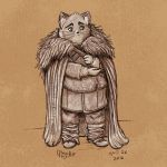 Winter is Coming - Lackadaisy and GoT Crossover by resuki