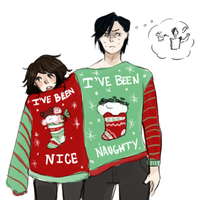 RLR: Christmas Sweater by ElasticCrayon
