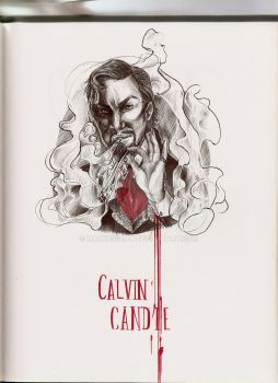 Calvin Candie by MadnessCat