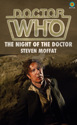 New Series Target Covers: Night of the Doctor by ChristaMactire