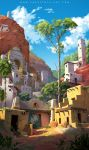 Forest of Liars - the forgotten city by Tohad