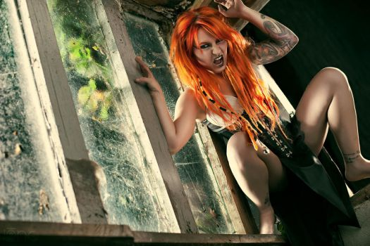 Lady Rampage by ONE-Photographie
