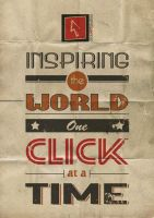 Inspiring the World one Click at a Time by Click-Art