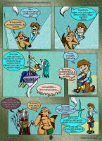 McD: Cap 2 - pag 5: Berrinches by FarothFuin